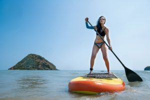 Beneficios del paddleboard inflable