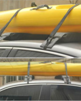 Rack suave para kayaks y tablas