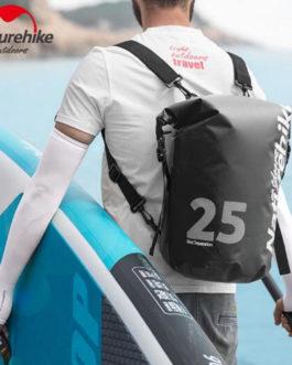 Dry Bag tipo mochila con zipper interno