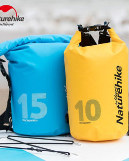 Dry Bag tipo mochila con zipper interno