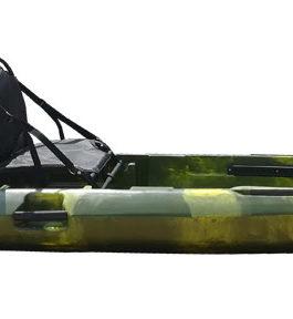 Kayak de pesca Marlin 12. Con remo y asiento