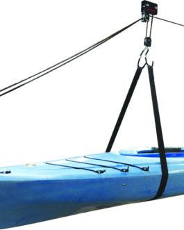 Sistema de polea para techo