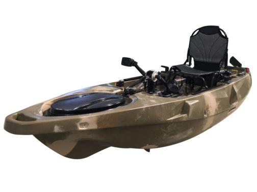 Kayak de pedales Hammerhead