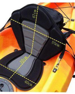 Asiento para kayak. Completo con base y respaldar alto
