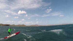 Downwind SUP en Bahía Salinas