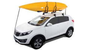 Transporte seguro del kayak