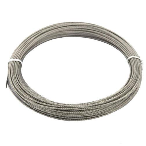 Cable de acero inoxidable