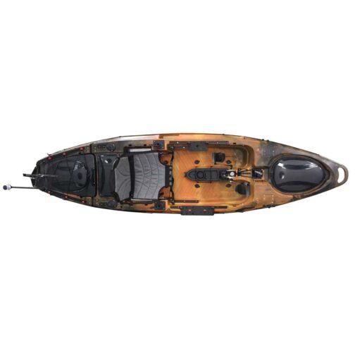 Kayak de pedales Hammerhead Deluxe