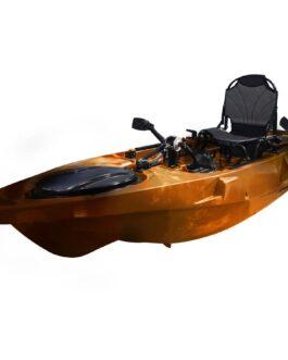 Kayak de pedales Hammerhead 11 Deluxe