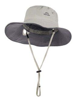 Sombrero reversible para el sol