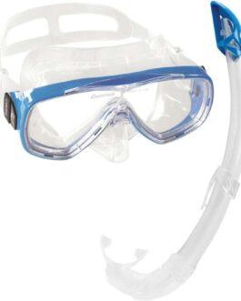 Set de máscara Onda y snorkel Mexico