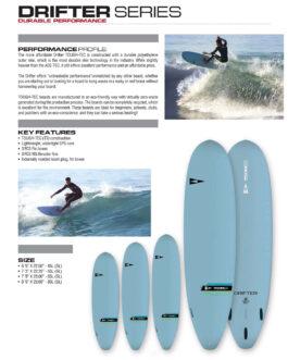 Tabla surf SIC Maui Drifter TT