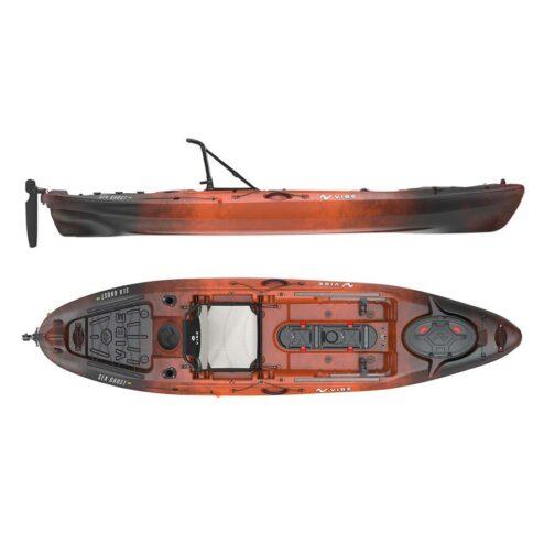 Kayak Vibe Sea Ghost 110