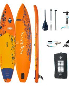 Paddleboard Aquatone Flame 12'6″